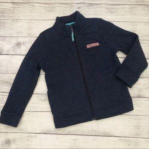 Vineyard Vines Sweater Fleece Jacket